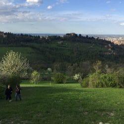 landscape of Bologna