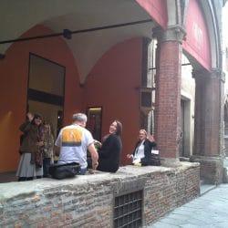 portico via castiglione